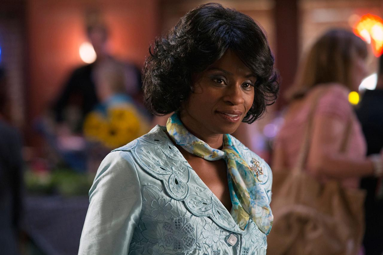 "Adina Porter in the ""True Blood"" Season 6 episode, ""Radioactive."""