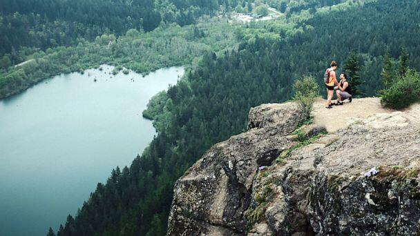 Man Tracks Down Couple from Mysterious Mountaintop Proposal