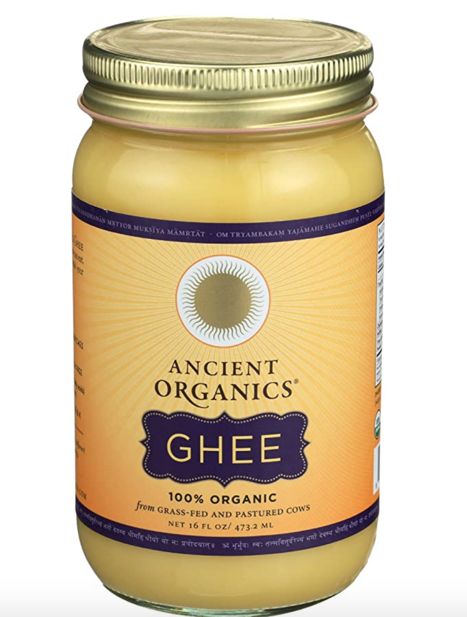 """<p><a class=""""link rapid-noclick-resp"""" href=""""https://www.amazon.com/ANCIENT-ORGANICS-100-Organic-Grass-fed/dp/B00DUFYQYS?ref_=ast_sto_dp&tag=syn-yahoo-20&ascsubtag=%5Bartid%7C10049.g.36302562%5Bsrc%7Cyahoo-us"""" rel=""""nofollow noopener"""" target=""""_blank"""" data-ylk=""""slk:BUY NOW"""">BUY NOW</a></p><p>A super niche product, but one that certain people would die for. Whole Foods has been on the <a href=""""https://www.instacart.com/whole-foods/products/174608-ancient-organics-ghee-8-fl-oz"""" rel=""""nofollow noopener"""" target=""""_blank"""" data-ylk=""""slk:ghee"""" class=""""link rapid-noclick-resp"""">ghee</a> beat for awhile now.</p>"""
