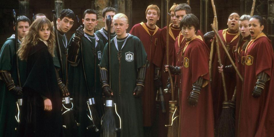 """<p>No matter how long we wait, our acceptance letter from Hogwarts isn't coming in the mail — or chimney — anytime soon. To fill that void, feel like you're a part of the magical community in these <em>Harry Potter</em>-themed costumes. You can even dress your little one like <a href=""""https://go.redirectingat.com/?id=74968X1547195&xs=1&url=https%3A%2F%2Fwww.halloweencostumes.com%2Fharry-potter-toddler-deluxe-dobby-costume.html&sref=https%3A%2F%2Fwww.bestproducts.com%2Flifestyle%2Fnews%2Fg1733%2Fgroup-halloween-costumes%2F"""" rel=""""nofollow noopener"""" target=""""_blank"""" data-ylk=""""slk:Dobby"""" class=""""link rapid-noclick-resp"""">Dobby</a>.</p>"""