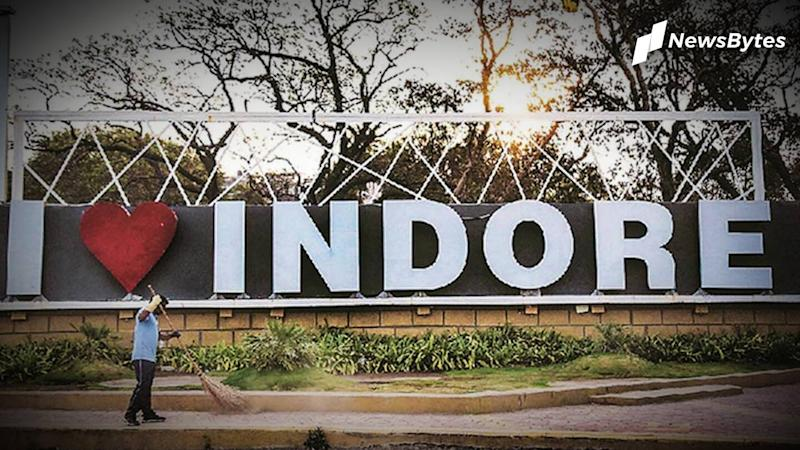 Indore emerges India