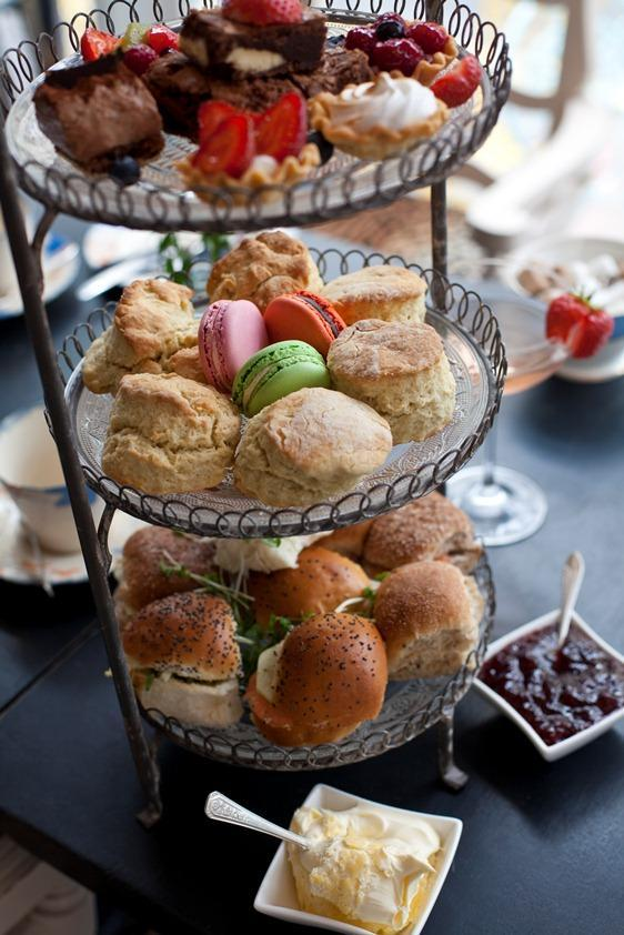 "<p>Take tea with a side helping of vintage charm at Brighton's Metro Deco, a gloriously glamorous 1930s tea room. You'll get a three-tiered stand heaving with goodies for £20 per person, or £24 with a cheeky glass of prosecco. </p><p><b><a rel=""nofollow noopener"" href=""http://www.metro-deco.com/"" target=""_blank"" data-ylk=""slk:Metro-deco.com"" class=""link rapid-noclick-resp"">Metro-deco.com</a></b></p>"
