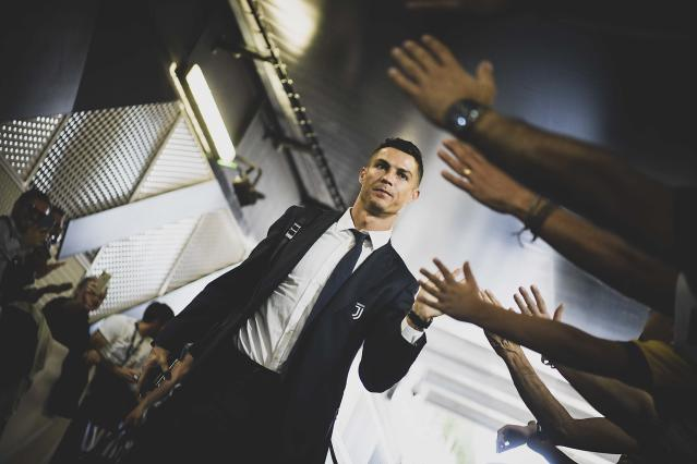 How does Nike approach the rape case against Cristiano Ronaldo, one of the most popular athletes on the planet? (Getty)