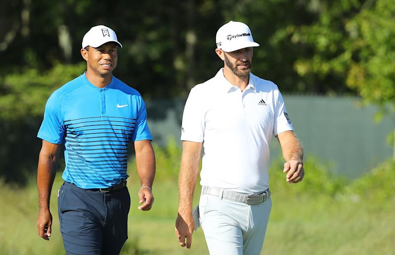 ce3dab79 PGA Championship 2019: Tiger Woods no longer the lone favorite to win at  Bethpage Black