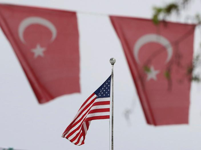 & Lt; p & gt; Turkey's Ministry of Foreign Affairs Ankara to protest the US decision to mark the deportation and killing of Armenians during the Ottoman Empire as & # x002018; genocide & # x002019; & lt; / p & gt; Summoned the US Ambassador of Japan.  (AP)