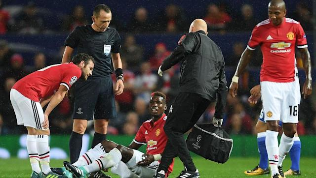 <p>Pogba's absence in the centre of midfield against Everton was noticeable, as the away side dominated the ball for much of the second half.</p> <br><p>Mourinho decided to start with Maroune Fellaini, Nemanja Matic and Mkhitaryan in the centre of midfield and it was clear to see they were missing the influence of Pogba following his superb start to the season.</p> <br><p>With the Frenchmen set to be out for up to eight weeks, United will hope that they can find a solution with more important games approaching they cannot afford to be dominated in the centre of the park.</p>