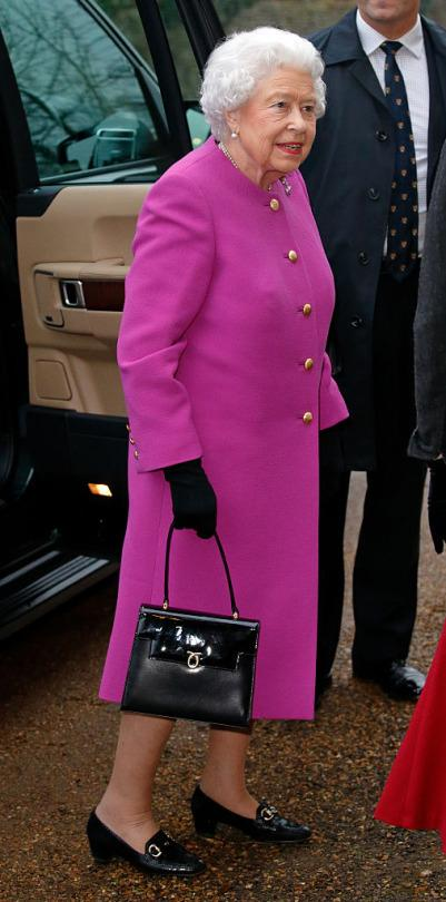 <p>Stunning in fuchsia. <i>(Photo by Max Mumby/Indigo/Getty Images)</i><br /></p>