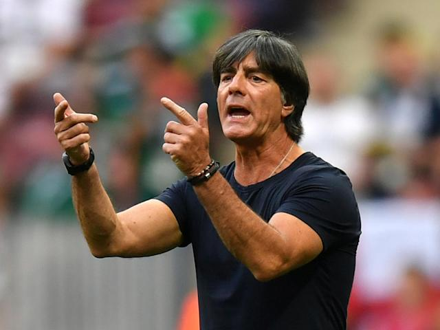 Joachim Low insists Germany have no need to panic after shock World Cup defeat to Mexico