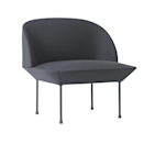 """<p><strong>Muuto</strong></p><p>battenhome.co</p><p><strong>$2149.00</strong></p><p><a href=""""https://www.battenhome.co/collections/seating/products/muuto-oslo-lounge-chair"""" rel=""""nofollow noopener"""" target=""""_blank"""" data-ylk=""""slk:Shop Now"""" class=""""link rapid-noclick-resp"""">Shop Now</a></p><p>The gently geometric shape of this chair makes it not only structurally interesting, but also extremely comfortable.</p>"""