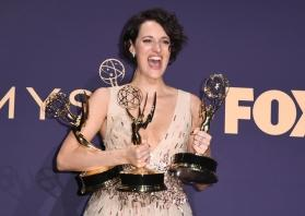 Emmys 2019: Phoebe Waller-Bridge named best actress for 'Fleabag'