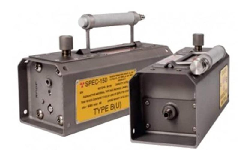 An imageimages put out by Mexican authorities of the equipment containing the radioactive material