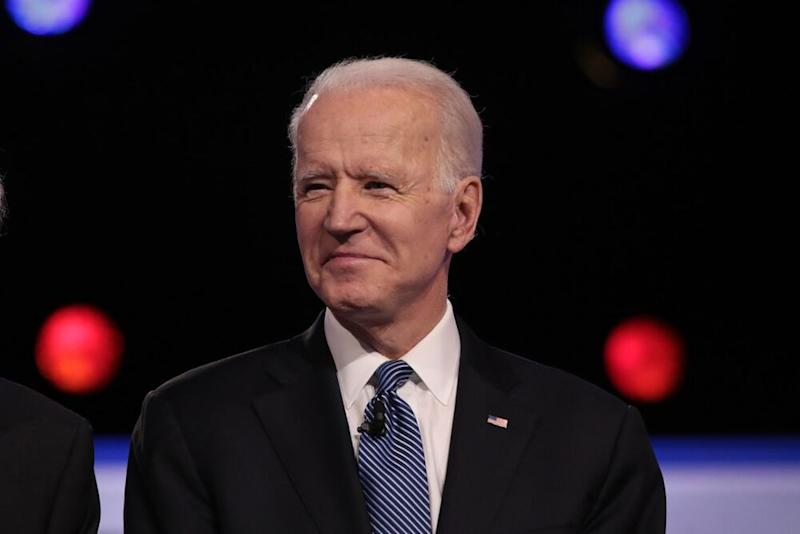 Former Vice President Joe Biden | Scott Olson/Getty Images