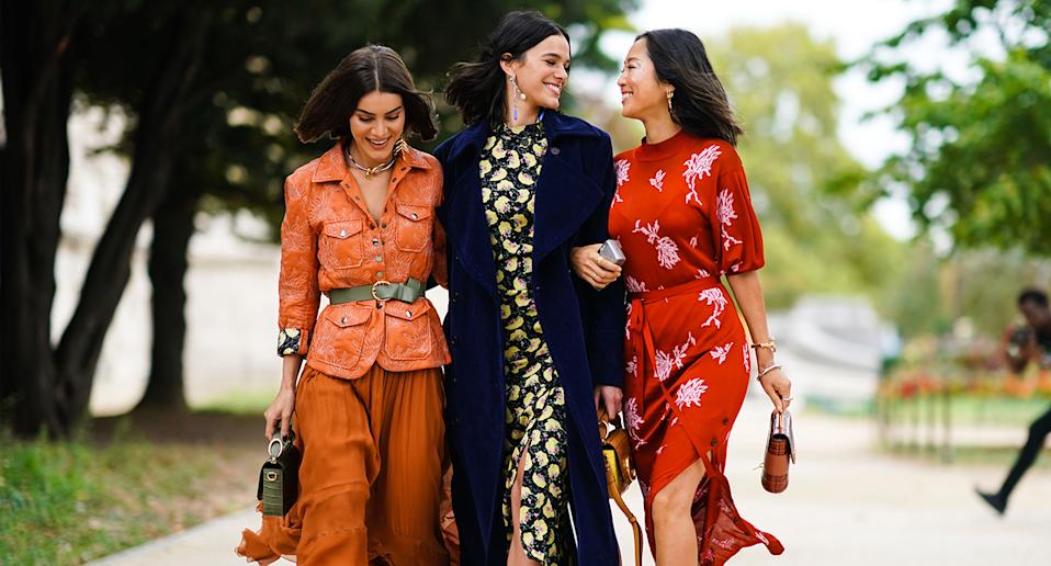 Here's the summer dress shapes to know about. (Getty Images)