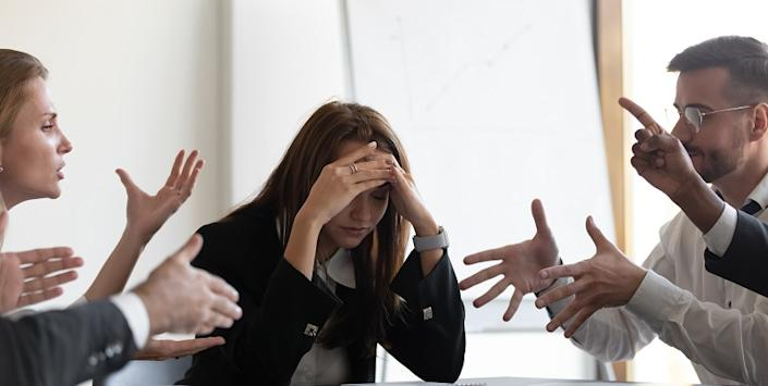 How to manage strong emotions at work
