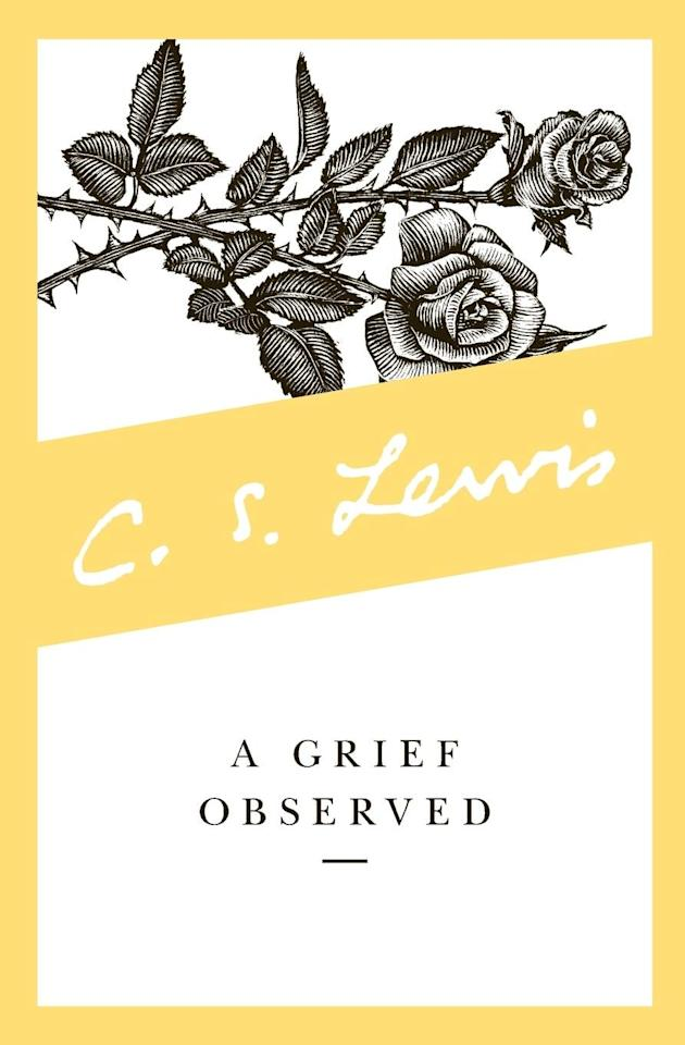 "<p>In <strong><product href=""https://www.amazon.com/Grief-Observed-C-S-Lewis/dp/0060652381/ref=sr_1_2?crid=1T62MAZ678FX4&amp;dchild=1&amp;keywords=a+grief+observed+c.s.+lewis+paperback&amp;qid=1597366190&amp;s=books&amp;sprefix=a+grief%2Cstripbooks%2C328&amp;sr=1-2"" target=""_blank"" class=""ga-track"" data-ga-category=""Related"" data-ga-label=""https://www.amazon.com/Grief-Observed-C-S-Lewis/dp/0060652381/ref=sr_1_2?crid=1T62MAZ678FX4&amp;dchild=1&amp;keywords=a+grief+observed+c.s.+lewis+paperback&amp;qid=1597366190&amp;s=books&amp;sprefix=a+grief%2Cstripbooks%2C328&amp;sr=1-2"" data-ga-action=""In-Line Links"">A Grief Observed</product></strong>, C.S. Lewis speaks with candor, expressing the full range of emotions that came along after his wife's passing. For those of us that know how present and important anger and rage can be in grief, this brief read is sure to resonate. </p>"