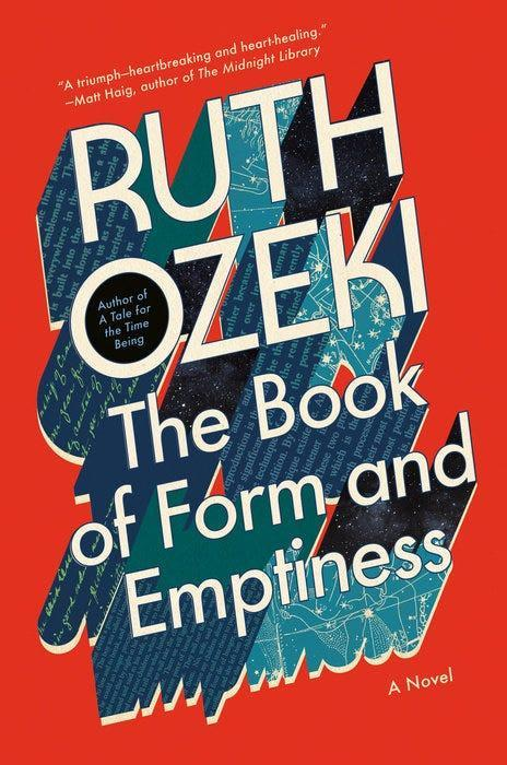 """""""The Book of Form and Emptiness,"""" by Ruth Ozeki."""