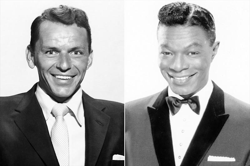 Nat King Cole Christmas.Now You Can Duet With Frank Sinatra And Nat King Cole On