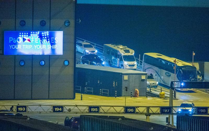 Around 160,000 tourists made it back to the UK before the 4am deadline
