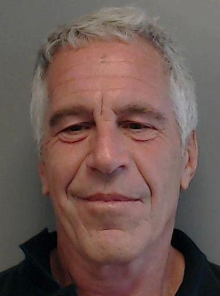 PHOTO: The mugshot of Jeffrey Epstein from the Florida Department of Law Enforcement where he is registered as a sex offender. (Florida Department of Law Enforcement )