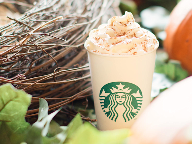 <p>The coffee that launched a million products, this is the original Starbucks Pumpkin Spice Latte.<br>(Starbucks) </p>