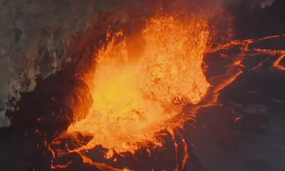 Climate Change May Increase Volcanic Eruptions