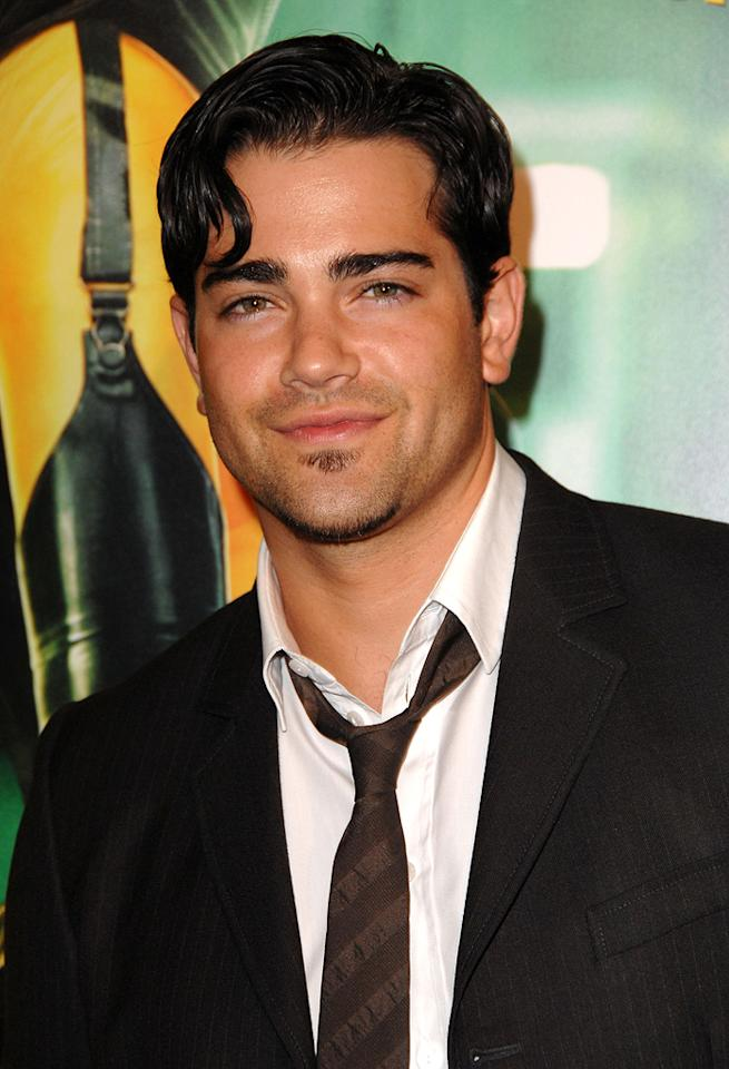 """<a href=""""http://movies.yahoo.com/movie/contributor/1804485939"""">Jesse Metcalfe</a> at the Los Angeles premiere of <a href=""""http://movies.yahoo.com/movie/1808406490/info"""">Watchmen</a> - 03/02/2009"""