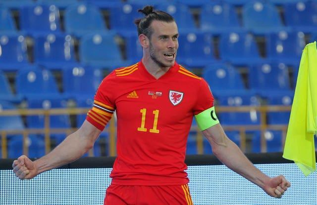 Gareth Bale's hat-trick inspired Wales to victory over Belarus