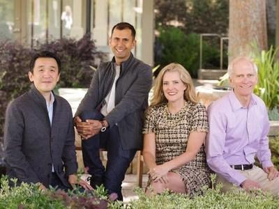 Canvas Ventures General Partners Paul Hsiao, Mike Ghaffary, Rebecca Lynn, Gary Little (left to right).