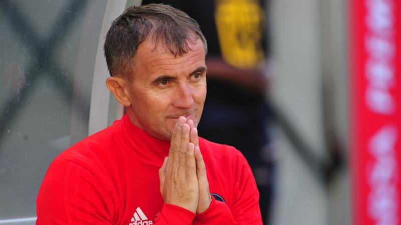 Milutin Sredojevic: Orlando Pirates are not looking to defend against Esperance