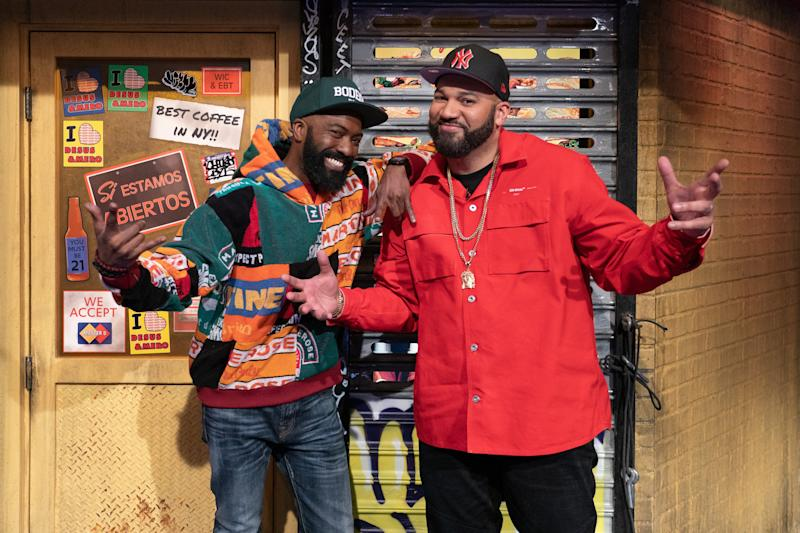 Desus Nice and The Kid Mero discuss relationships, being washed and police in their new book.