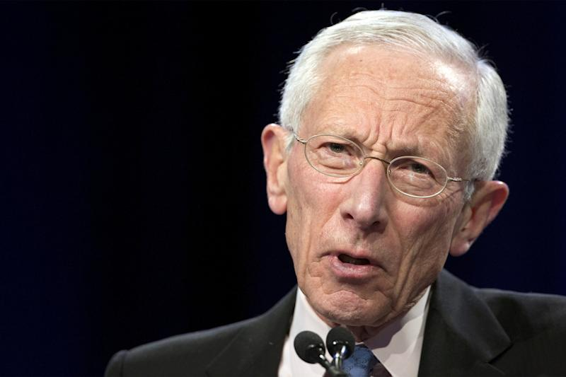 Fed Vice Chairman Fischer to Step Down in October, Cites 'Personal Reasons'