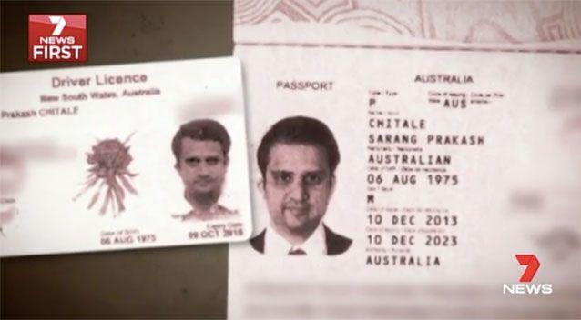 Ms Gleeson was treated by Shaym Archarya, who was allegedly posing as a doctor. Picture: 7 News