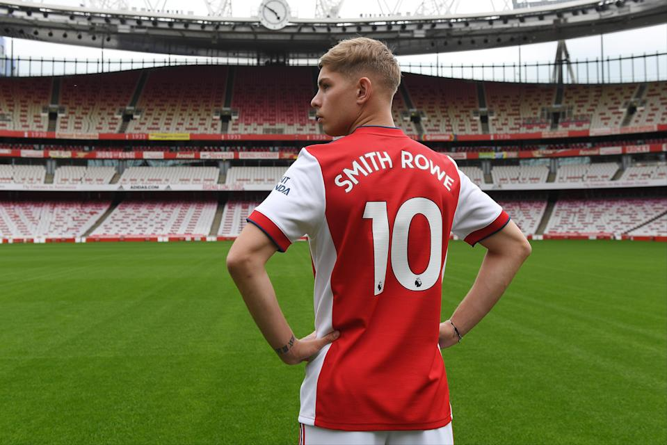 (Arsenal FC via Getty Images)