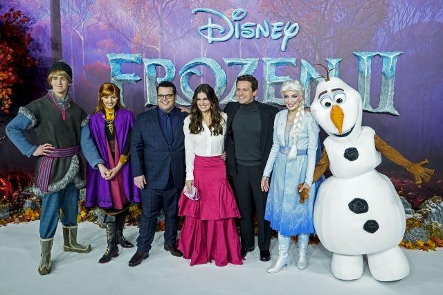 'Frozen 2' again tops N.America box office