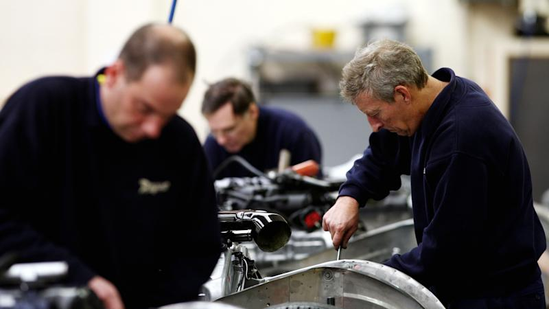 Manufacturing confidence posts largest jump since 1958
