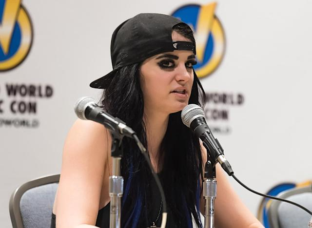 WWE will reportedly not allow Paige to wrestle after he latest injury. (Getty Images)