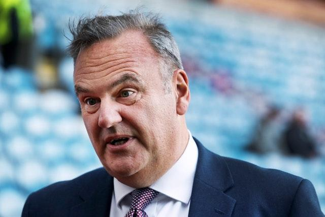 Burnley chairman Mike Garlick is likely to be handed a new role at the club.