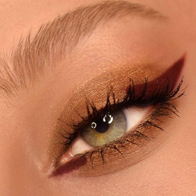 """<p>Into the cat eye look? You'll be please to know this blocky feline flick will be a big trend for 2021. But don't just stick with black, it's time to experiment with colour. Think bright blues, pinks and even orangey-reds.</p><p><strong>TRY:</strong></p><p><a class=""""link rapid-noclick-resp"""" href=""""https://go.redirectingat.com?id=127X1599956&url=https%3A%2F%2Fwww.feelunique.com%2Fp%2FNYX-Professional-Makeup-Epic-Wear-Long-Lasting-Liner-Stick-121g&sref=https%3A%2F%2Fwww.cosmopolitan.com%2Fuk%2Fbeauty-hair%2Fbeauty-trends%2Fg14009805%2Fbig-makeup-trends%2F"""" rel=""""nofollow noopener"""" target=""""_blank"""" data-ylk=""""slk:buy now"""">buy now</a> NYX Professional Makeup Epic Wear Long Lasting Liner Stick, £6.30</p><p><a href=""""https://www.instagram.com/p/CGvbg2LJFJt/"""" rel=""""nofollow noopener"""" target=""""_blank"""" data-ylk=""""slk:See the original post on Instagram"""" class=""""link rapid-noclick-resp"""">See the original post on Instagram</a></p>"""