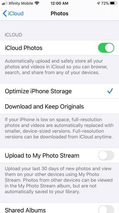 how to transfer photos from an iphone icloud3
