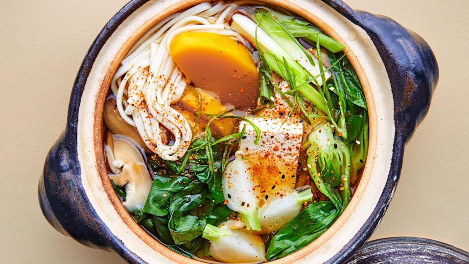 "<a href=""https://www.bonappetit.com/recipe/fridge-clean-out-nabe-with-mushroom-dashi?mbid=synd_yahoo_rss"" rel=""nofollow noopener"" target=""_blank"" data-ylk=""slk:See recipe."" class=""link rapid-noclick-resp"">See recipe.</a>"