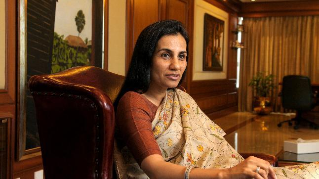 Kochhar is being investigated for a conflict of interest in dispersing loans