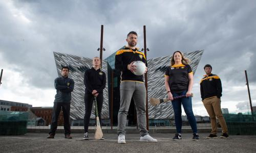 'I've never had so much craic': Gaelic games come to loyalist east Belfast