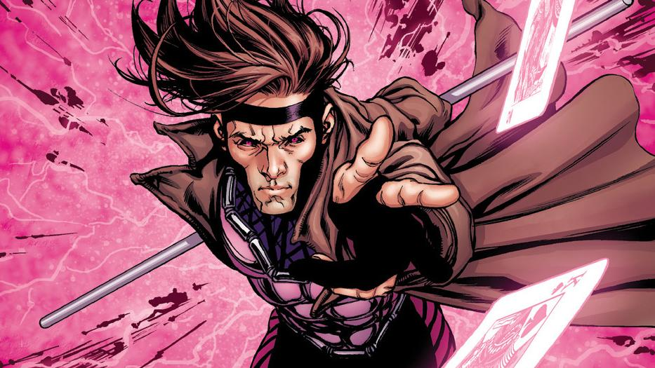 Channing Tatum has been attached to a possible 'Gambit' movie since 2014. (Credit: Marvel Comics)