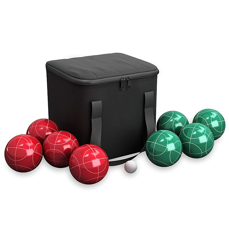 Hey! Play! Bocce Ball Set. (Photo: Amazon)