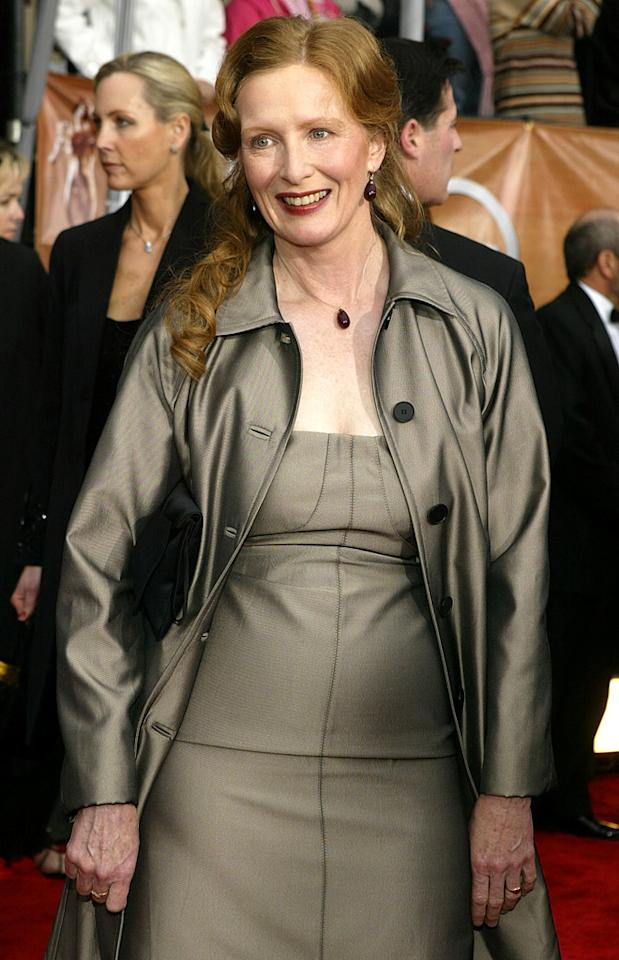 Frances Conroy's birthday is November 13. She turns 58.