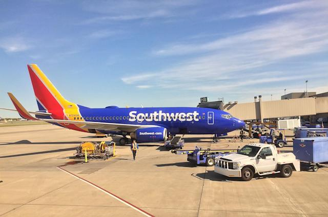 <p><strong>Low-Cost Carrier</strong><br> No. 1: Southwest Airlines<br> Score: 807 out of 1,000<br> (IB Times) </p>
