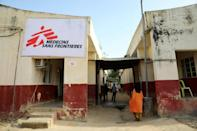 Today, MSF has about 100 operations under way in nearly 75 countries