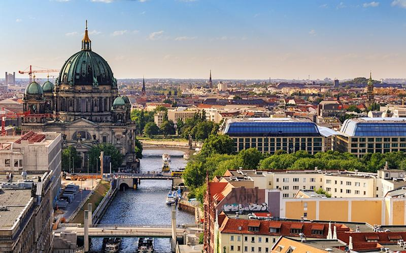 Berlin's landmarks tell the story of an entire nation - This content is subject to copyright.