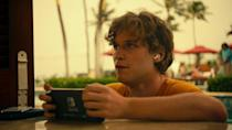 <p>Quinn is Mark and Nicole's son who loves gaming and is a *little* bit awkward in social situations. </p>