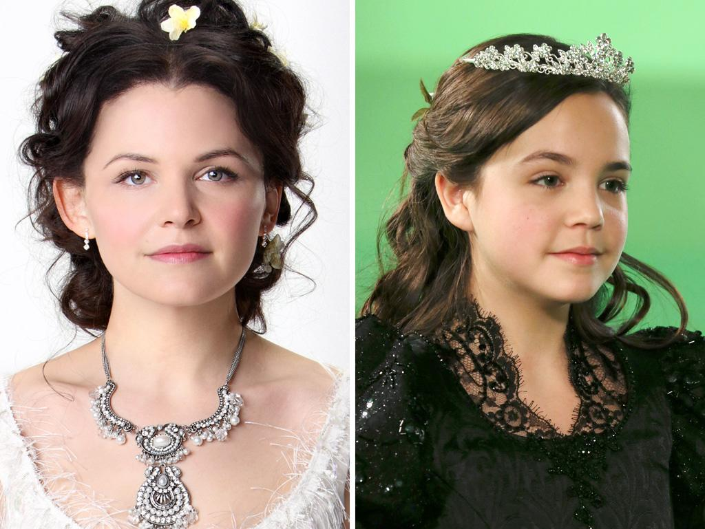 The fairytale series won the lottery with the casting of Bailee Madison. Not only is the plucky child actress a near-carbon copy of Ginnifer Goodwin, but she's also got the acting chops to hold her own against veteran stars.